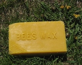 Pure  Beeswax by the Pound from Michigan Beekeepers