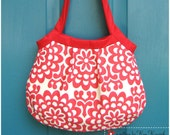 Pleated Penny Bag PDF Sewing Pattern Instant Download