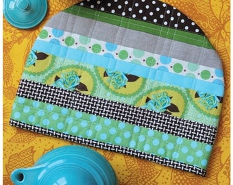 Tea Cozy PDF Sewing Pattern Instant Download