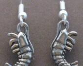 Gulf Coast Shrimp Earrings