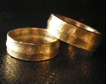 Golden -24k gold handmade to order
