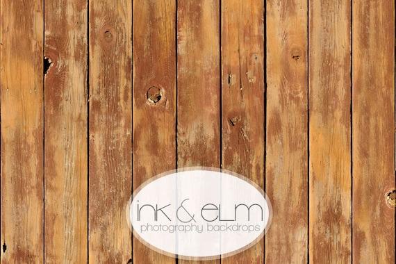 """Photography Backdrop 5ft x 5ft, Vinyl Photo Backdrop, Floordrop , Photo Wood Floor, Photo Background, Vintage Wood Floor, """"Knotty Wood"""""""