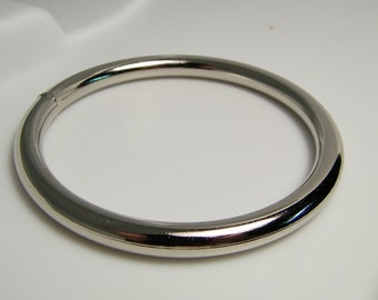 2 Inch Nickel Plated O Ring  Pk 100