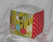 Cédrat girafes tissu Boutique bloc hochet jouet - vente