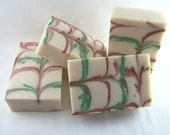 Green Tweed Goat's Milk Soap