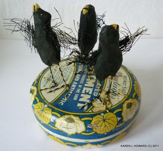 Crow Nest - - Free USA Shipping