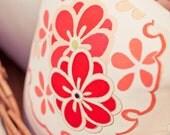 Kimono & Linen Pillow