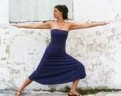 Short Wanderer Love me 2 Times Dress\/Skirt (hemp\/organic cotton french terry)