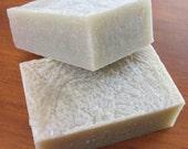 Rainforest Goat Milk Soap, gift for her, gift for him, gift for dad, stocking stuffer, shower soap, gift for coworker, gift under 10