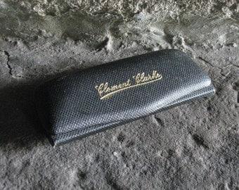 Vintage Clement Clarke Eyeglasses Case