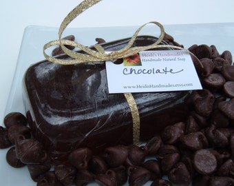 Chocolate Decadence Soap, For Chocolate Lovers, Chocolate Gift