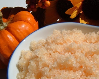 Pumpkin Pie & Lavender Sugar Scrub - Natural Sugar Scrub