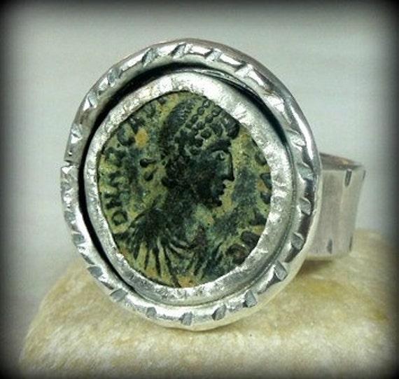 Thirty Percent sale Ancient Roman  Ring