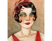 Star Power -- ACEO Limited Edition Print by Amy Abshier Reyes 11/60