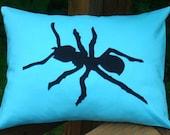 A Few Ants Short of a Picnic Applique Pillow Cover