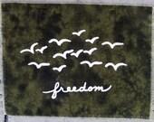 freedom birds patch