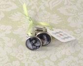Custom Sterling Silver Cufflinks
