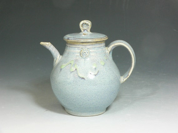 Personal teapot 7 - One-of-a-kind small teapot collection -