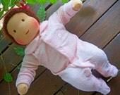 16inch baby WALDORF DOLL dolls toys Steiner