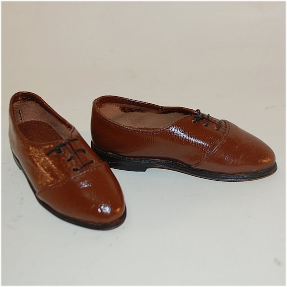 Vintage Salesman Sample mens shoes