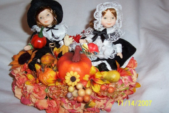 autumn wedding cake toppers items similar to fall harvest wedding cake topper on etsy 10909