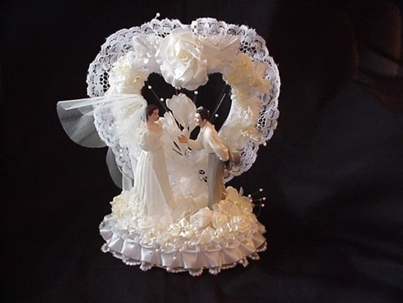Gone With The Wind Wedding Cake Topper