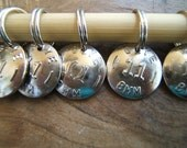Custom Listing for Janet- Knitting Needle Stitch Markers