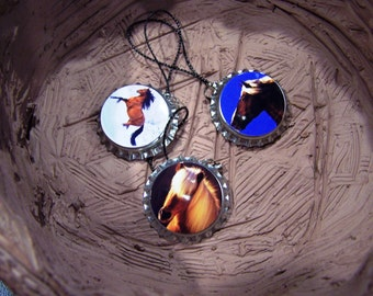 Horse Show Birthday Party Favor Cellphone Backpack Electronic Charms 6pk Favors