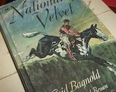 Vintage National Velvet Book