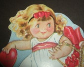 Vintage Carrington Company Valentine
