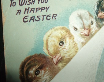 NOW ON SALE Vintage Easter Post Card Lot
