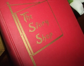 1948 Story Shop Book