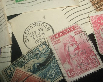 Small Vintage Stamp Lot