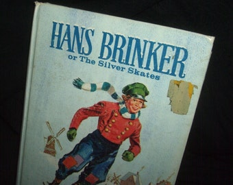 1968 Hans Brinker or The Silver Skates Book