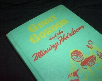 1950 Ginny Gordon Book