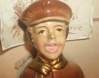 Vintage Shenandoah Boy Caroler