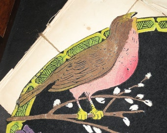 Vintage Spring Table Linen