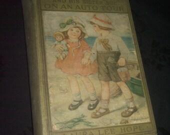 1917 Bunny Brown Book