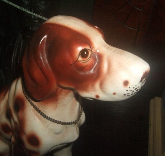 Brimm's Porcelain English Setter Figurine