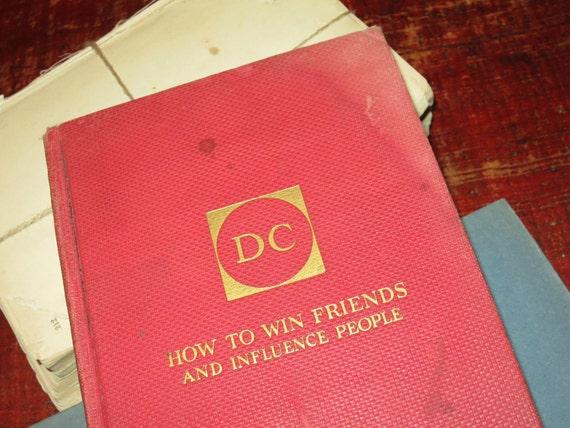 1937 Dale Carnegie Book