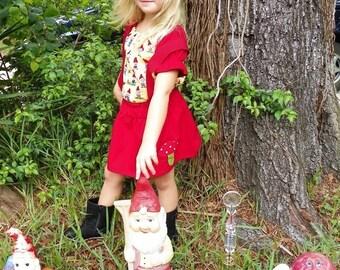 Gnome Girl Costume