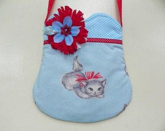 Sweet Kitty Purse