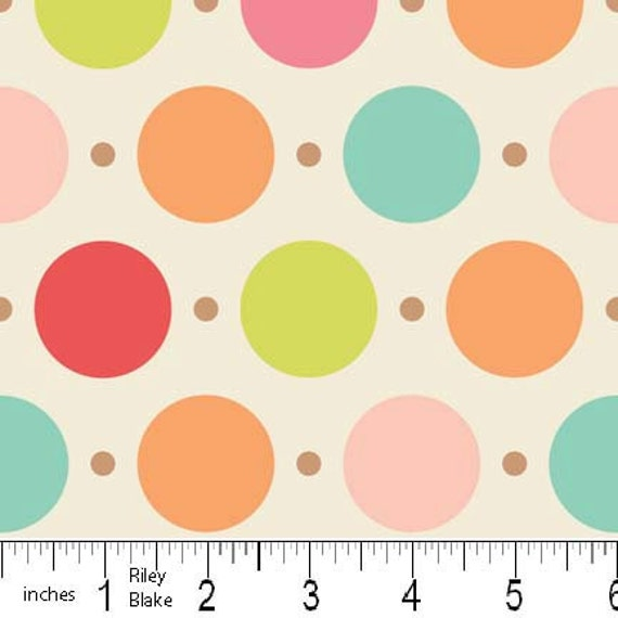 Medium Highchair SPLAT MAT Cupcake Sprinkles BPA Free, Lead Free - Laminated Cotton 40x40 Inches. Small Tablecloth.