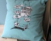 Sugar Buns Pillow Case