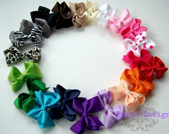 """Two SMall Baby Hair Clips 