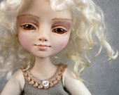 Ooak Art Doll - Eliza PuddleJumper Original Handmade Sculpture