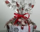 Tootsie Roll Cupcake