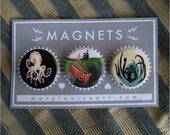 M08 More Tentacles Magnet Set