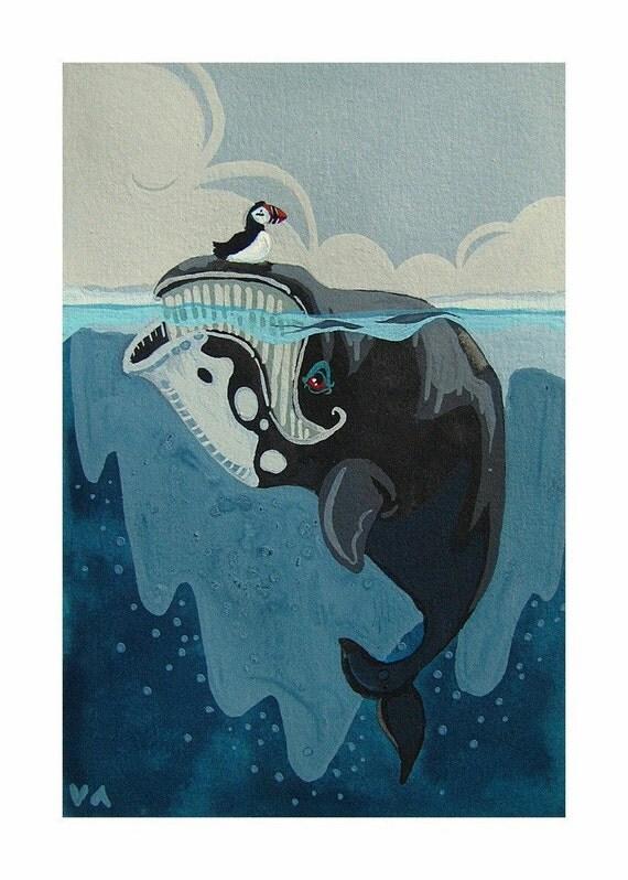 Baby bowhead whale - photo#23