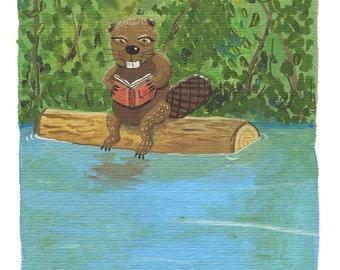Reading Beaver